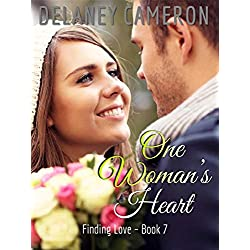 One Woman's Heart (Finding Love Book 7)