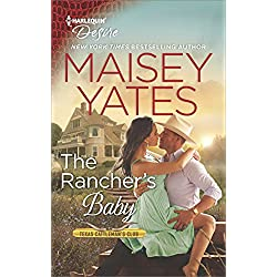 The Rancher's Baby: A Sexy Western Contemporary Romance (Texas Cattleman's Club: The Impostor Book 1)