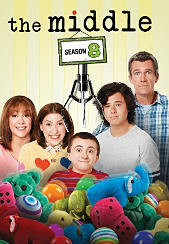 The Middle: The Complete Eighth Season DVD