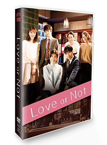 Love or Not DVD-BOX