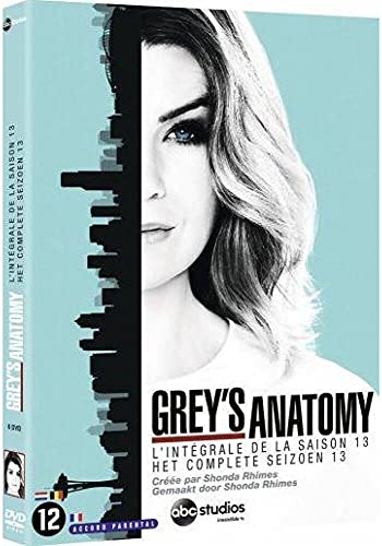 Grey's Anatomy- Integrale Saison 13