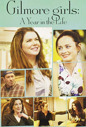 Gilmore Girls: A Year In The Life: Season 1 DVD