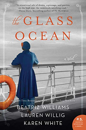 Books on Sale: The Glass Ocean by Beatriz Williams & More