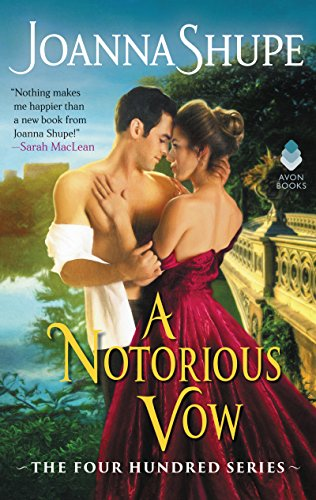 Books on Sale: A Notorious Vow by Joanna Shupe & More