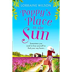 Poppy's Place in the Sun (A French Escape, Book 1)