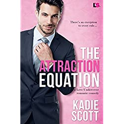 The Attraction Equation (A Love Undercover Romantic Comedy Book 2)