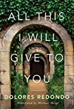 Free eBook - All This I Will Give to You