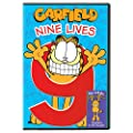 Garfield: Nine Lives DVD