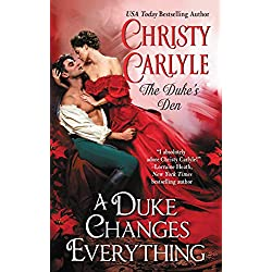 A Duke Changes Everything: The Duke's Den