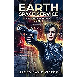Earth Space Service (ESS Space Marines Book 1)