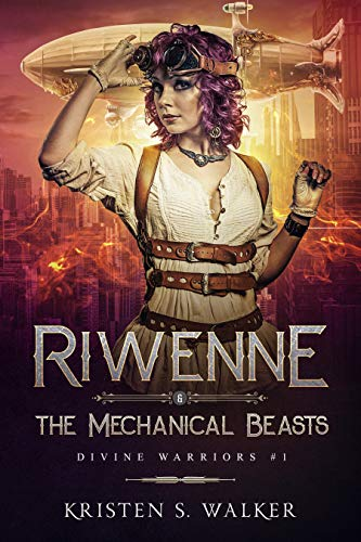 Bargain eBook - Riwenne and the Mechanical Beasts