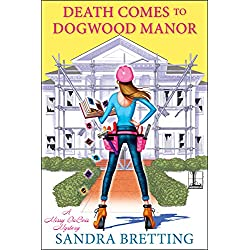Death Comes to Dogwood Manor (A Missy DuBois Mystery Book 4)