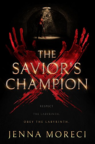 The Savior's Champion by Jenna Moreci