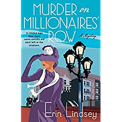 Murder on Millionaires' Row: A Mystery (A Rose Gallagher Mystery Book 1)