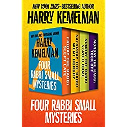 The Rabbi Small Mysteries