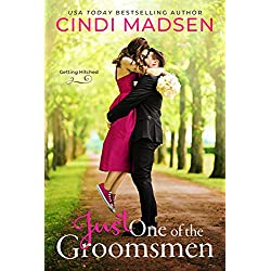Just One of the Groomsmen (Getting Hitched in Dixie Book 1)