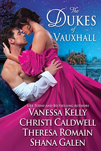 Books on Sale: The Dukes of Vauxhall by Vanessa Kelly & More