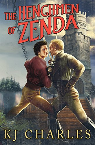 Books on Sale: The Henchmen of Zenda by KJ Charles & More