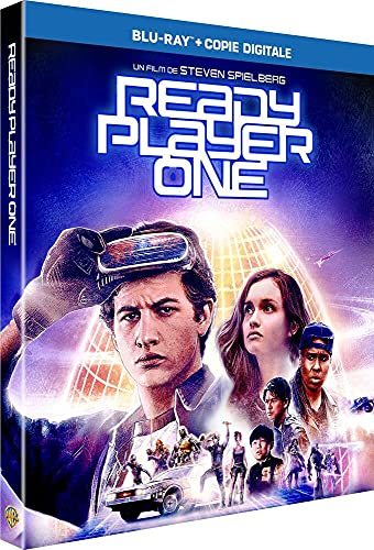 Ready Player One - Blu-ray [Blu-ray + Digital]
