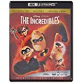 INCREDIBLES 4K Ultra Blu Ray + Blu Ray + Digital Code [Blu-ray], The