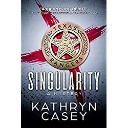 SINGULARITY (Sarah Armstrong Mysteries Book 1)