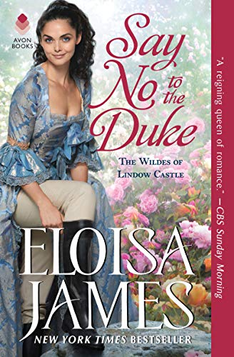 Books on Sale: Say No to the Duke by Eloisa James & More
