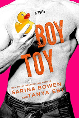 Books on Sale: Boy Toy by Sarina Bowen & More