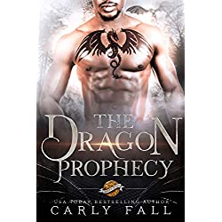 The Dragon Prophecy: A Saint's Grove Novel