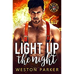 Light Up The Night (Searing Saviors Book 1)