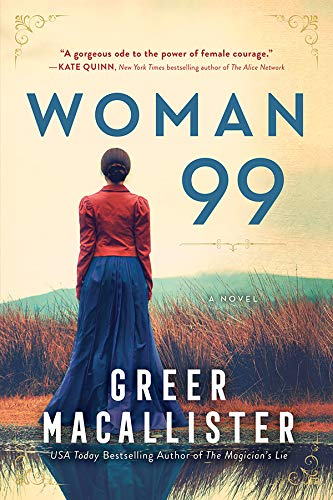 Woman 99 by Greer Macallister
