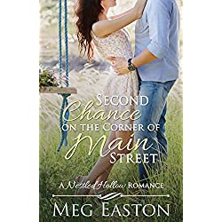 Second Chance on the Corner of Main Street (A Nestled Hollow Romance Book 1)