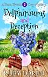 Free eBook - Delphiniums and Deception