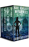Free eBook - The Complete Kate Benedict Mysteries