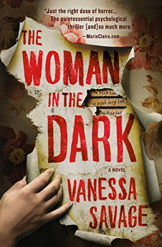 The Woman in the Dark by Vanessa Savage
