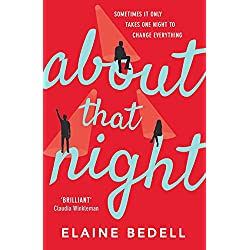 About That Night: the perfect page turning holiday read for summer 2019!