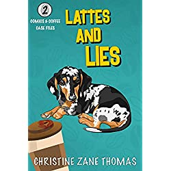 Lattes and Lies (Comics and Coffee Case Files Book 2)