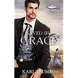 Saved by Grace (Brothers of Belle Fourche Book 4)