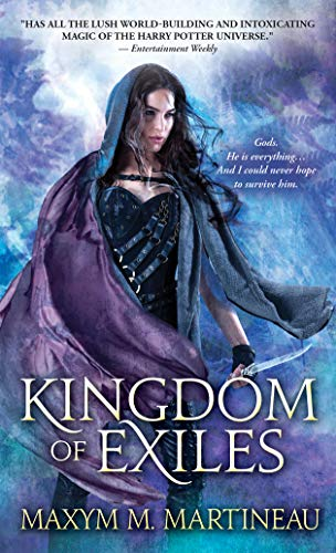 Books on Sale: Kingdom of Exiles by Maxym Martineau & More