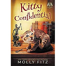 Kitty Confidential (Pet Whisperer P.I. Book 1)