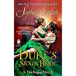 The Duke's Stolen Bride: The Rogue Files