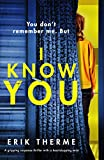Bargain eBook - I Know You