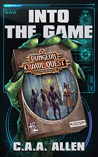 Bargain eBook - Into The Game  Dungeon Crawl Quest