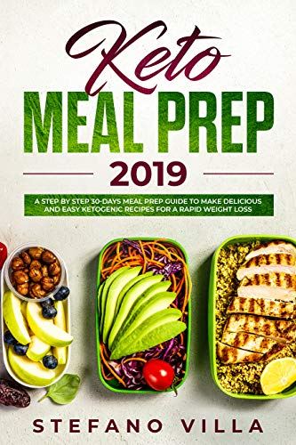 Free eBook - Keto Meal Prep 2019