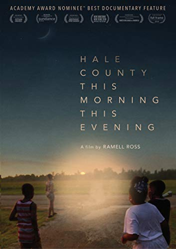 Hale County this morning this eveningArt