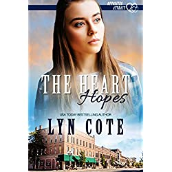 The Heart Hopes: Clean Romance Mystery (Opposites Attract Book 2)