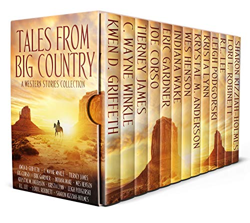 Bargain eBook - Tales from Big Country
