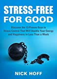 Free eBook - Stress Free for Good