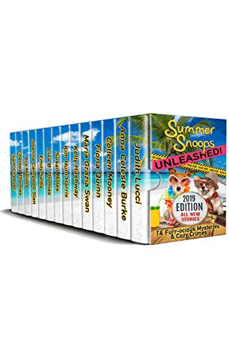 Free eBook - Summer Snoops Unleashed