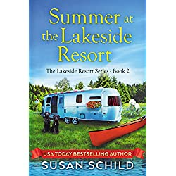 Summer at the Lakeside Resort: The Lakeside Resort Series (Book 2)