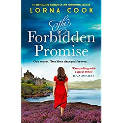 The Forbidden Promise: A tale of secrets and romance, the latest historical fiction novel from the No.1 bestselling author of books like The Forgotten Village
